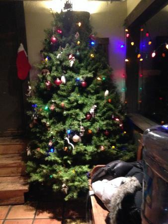 El Capitan Canyon: Holiday decorations