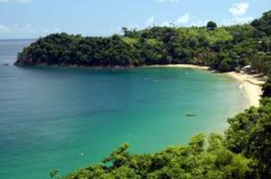 Trinidad and Tobago: Beautiful Tobago Beaches