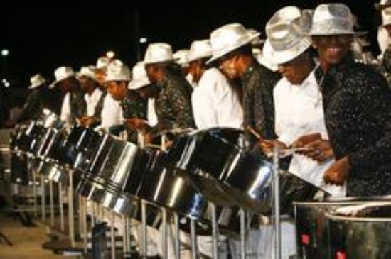 Trinidad and Tobago: Magnificent steel pan