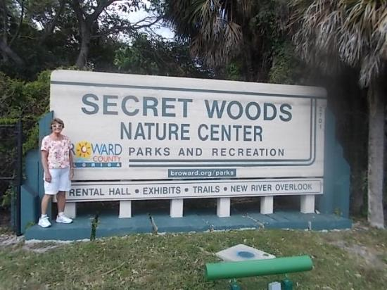 Beautiful placae - Picture of Secret Woods Nature Center, Dania ...