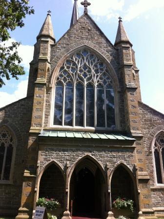 Christ Church Cathedral: front