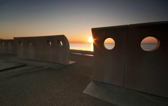Cleveleys Front: Cleveleys Prom