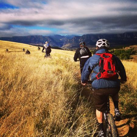 Front Range Ride Guides Ltd Day Tours Corporate Mountain Bike Retreat And Team