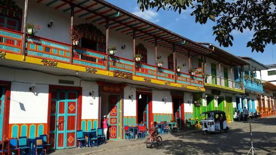 Centro Historico de Jardin