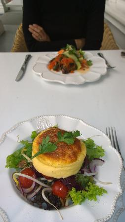 Melrose House Cafe: Lunch for two