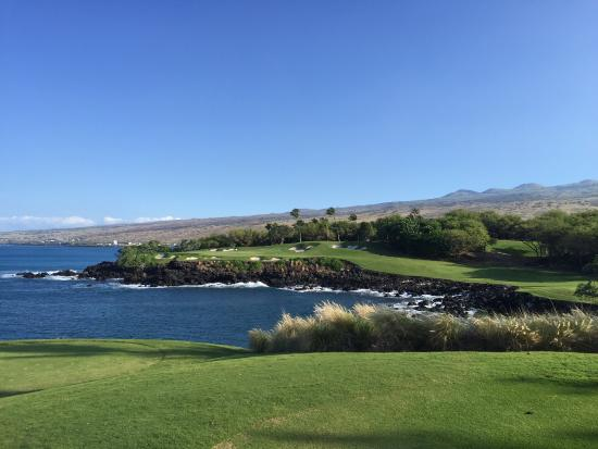 Mauna Kea Resort Golf Course: Campo da golf