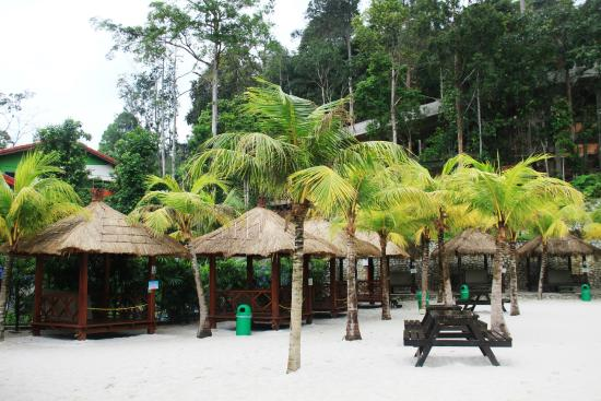 Bukit Gambang Resort City: Cabana Rental