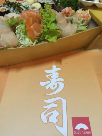 Sushi + House