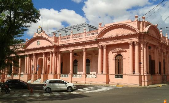 Casa De Gobierno Provincia De Corrientes