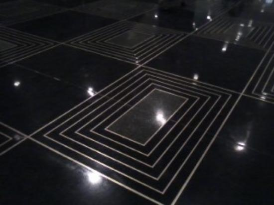 Inlaid Brass In Rockefeller Center Floors Picture Of