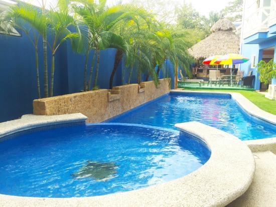 Hotel Santa Teresa: Hotel Playa Carmen Pool