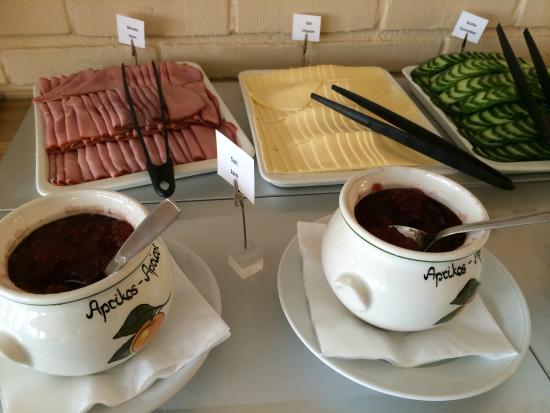 Vanadis Hotell & Bad: café da manhã