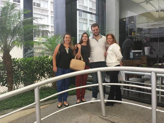 Mercure Sao Paulo Paulista: Entrada