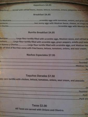 Taqueria El Amigo: Simple, cheap, delicious!