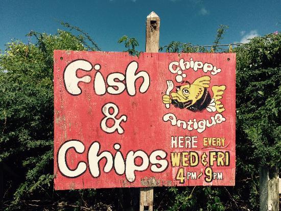 Chippy Antigua : Chippy Info 1