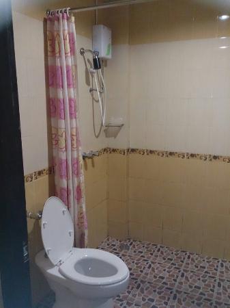 Chiangkhong Green Inn Resident: Bathroom