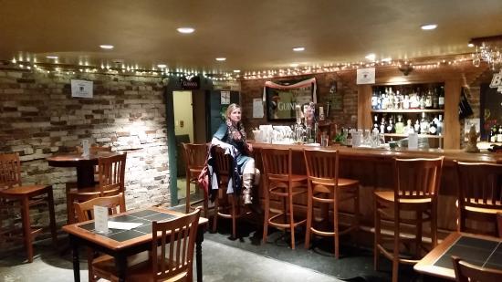 Golden Eagle Inn: The Pub