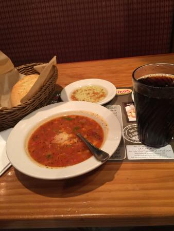 Johnny Carino's: Soup