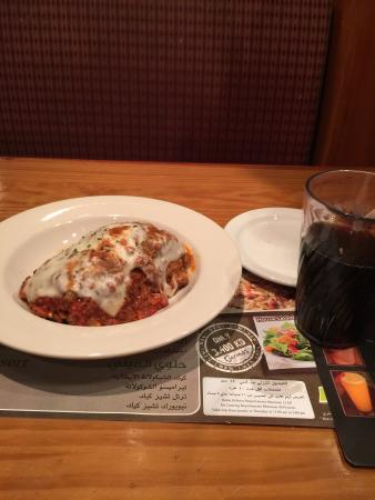 Johnny Carino's: Meal