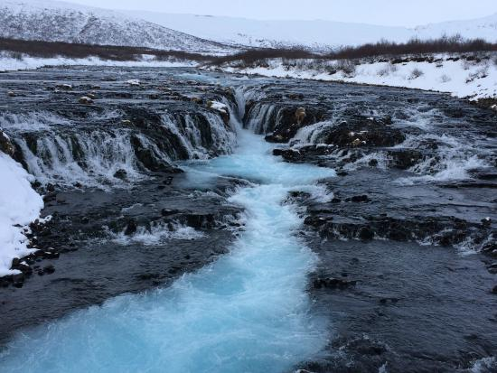 Season Tours - Day Tours: Bruarfoss