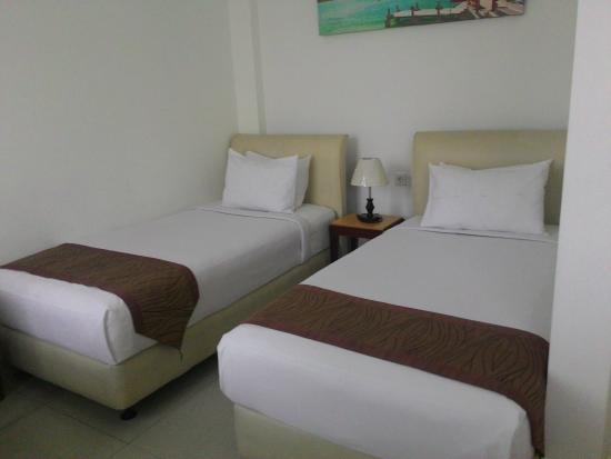Hotel Grand Kartini: kamar