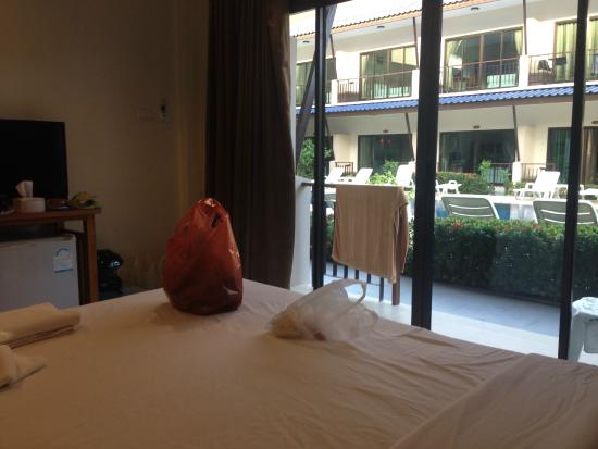 Phangan Island View Hotel: Room A103