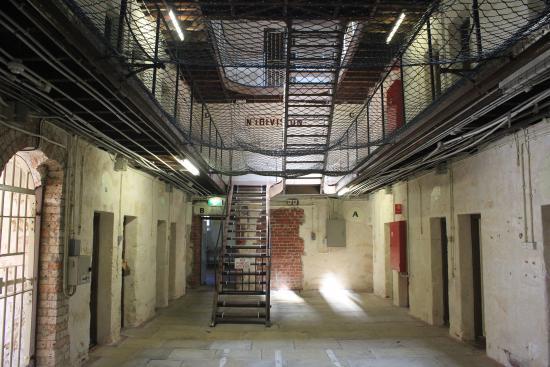 Fremantle Prison Doing Time Tour