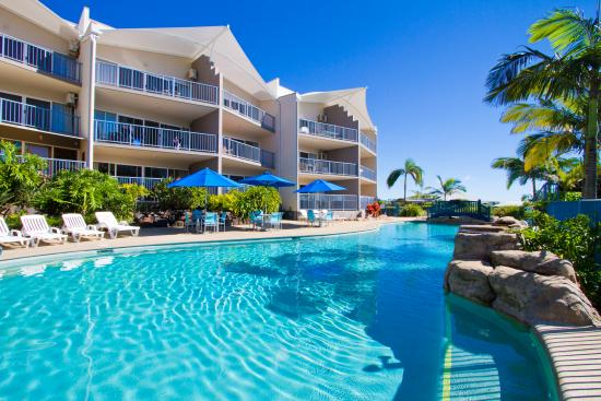 Endless Summer Resort: Spacious 1,2 & 3 bedroom, fully self-contained apartments