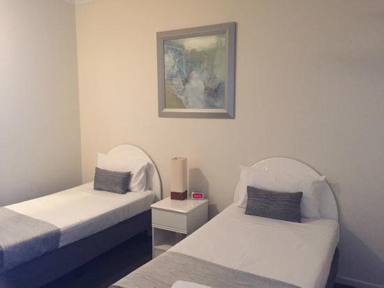 Coolum Beach, Australië: Twin bedroom