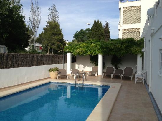 Hotel Villa Singala: The pool