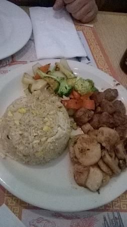 Tai San Chef: lunch