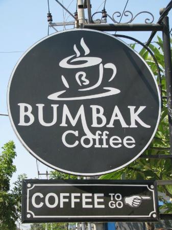 Bumbak Coffee: our logo