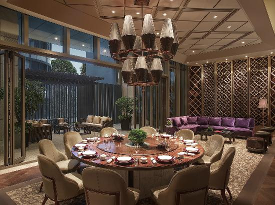 Tian Chinese Restaurant Private Dining Room - Picture of New World ...