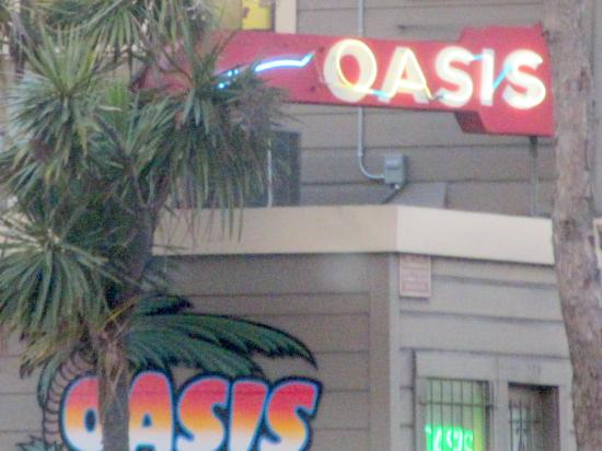 The Oasis, Menlo Park, Ca