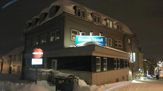 Skansen Hotell: l'hotel