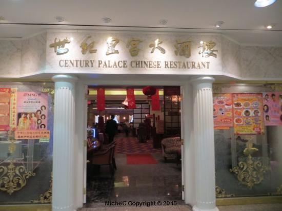 Century Palace Chinese Restaurant Reviews
