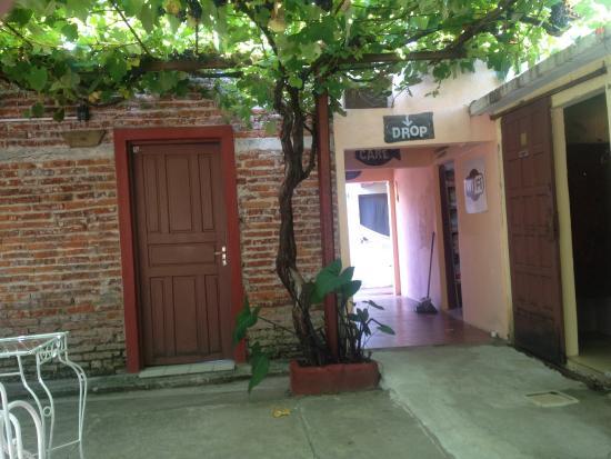 Hostel Ibirapita: Area comum do hostel