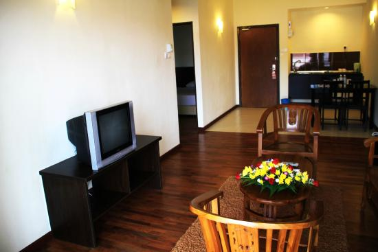 Bukit Gambang Resort City: Caribbean Bay Resort - Family Suite (Apartment 2 Bedroom)