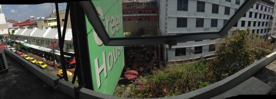 Green House BKK: from room C5