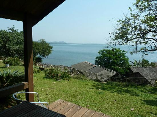 Stonewater Eco Resort: The view from the room