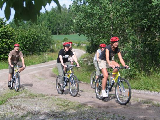 Vetlanda, Sweden: Mountain bike