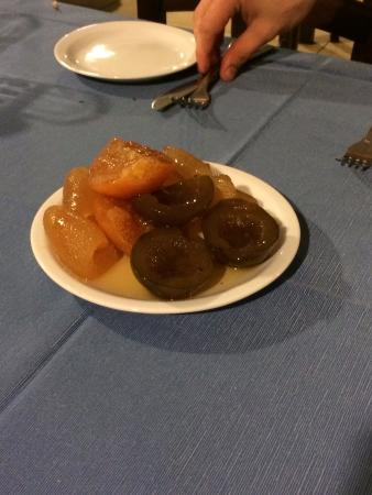Zephyros Restaurant : ΠΑΡΑΔΟΣΙΑΚΟΑ ΓΛΥΚΑ ΤΟΥ ΚΟΥΤΑΛΙΟΥ