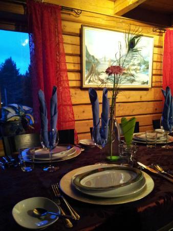 Klaebu Municipality, Norwegia: dekket til fest og 3-retters middag