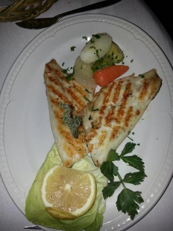 Auberge Du Moulin: Du poissons