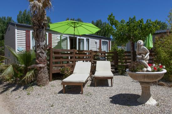 Best Holiday Resort: Mobile home Provencale