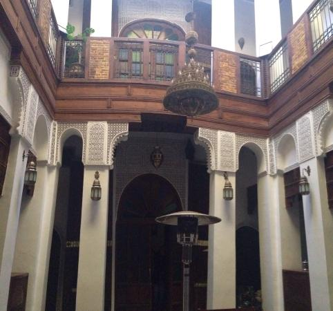 Dar Labchara: Main lounge