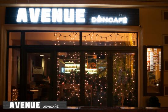 Avenue Lounge by Doncafe
