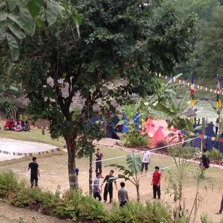 Trishuli River Side Resort
