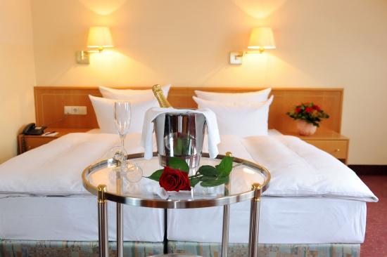 Ramada Hotel Herzog Widukind Stade: Doppelzimmer
