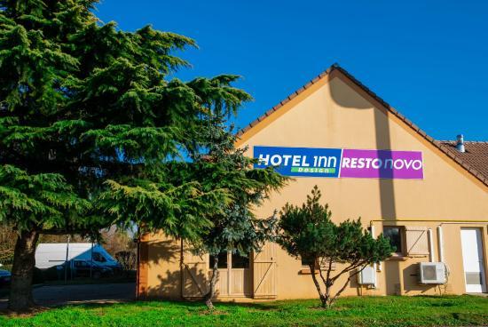 Hotel Inn Design Resto Novo Bourges